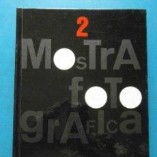 Livres d'occasion: ARQUEOLOGIA INDUSTRIAL ARQUITECTONICA. 2ª MOSTRA FOTOGRAFICA. REUS. Lote 93672250