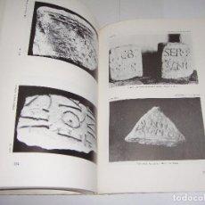 Libros de segunda mano: INSCRIPCIONES ROMANAS DE LA PROVINCIA DE CADIZ. GONZALEZ, JULIAN. CON FOTOGRAFÍAS.. Lote 94332194