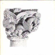 Libros de segunda mano: CATÁLOGO DE LAS SALAS DE ARTE ROMÁNICO Y GÓTICO DEL MUSEO ARQUEOLÓGICO. OVIEDO.1976. Lote 98176915