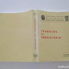 Libros de segunda mano: VV.AA. TRABAJOS DE PREHISTORIA. VOLUMEN 35 (NUEVA SERIE). MADRID, 1978. RMT83405. . Lote 99198447