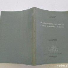 Libros de segunda mano: EL ASENTAMIENTO CÁNTABRO DE CELADA MARLANTES (SANTANDER). RMT83693. . Lote 100024667