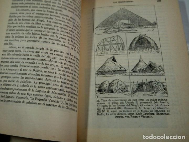 Libros de segunda mano: ETNOLOGIA DE AMERICA. - KRICKEBERG, WALTER. FONDO DE CULTURA ECONOMICA. TDK315 - Foto 3 - 100300015