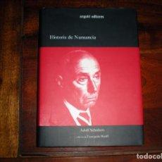 Libros de segunda mano: HISTORIA DE NUMANCIA - ADOLF SCHULTEN. Lote 101226667