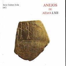 Libros de segunda mano: SIDEREUM ANA II. EL RIO GUADIANA EN EL BRONCE FINAL (CSIC 2012) SIN USAR. Lote 101611347
