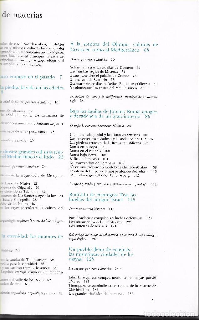 Libros de segunda mano: TRAS LAS HUELLAS DE NUESTRO PASADO. LA AVENTURA DE LA ARQUEOLOGÍA - KURT BENESCH - C. LECTORES 1981. - Foto 2 - 102818923
