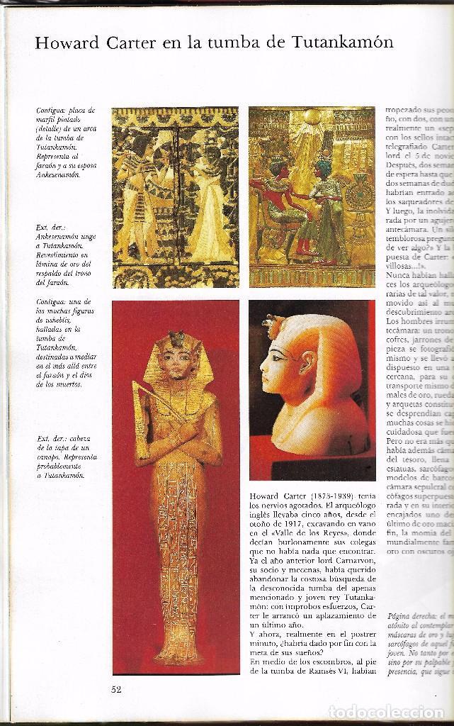 Libros de segunda mano: TRAS LAS HUELLAS DE NUESTRO PASADO. LA AVENTURA DE LA ARQUEOLOGÍA - KURT BENESCH - C. LECTORES 1981. - Foto 4 - 102818923
