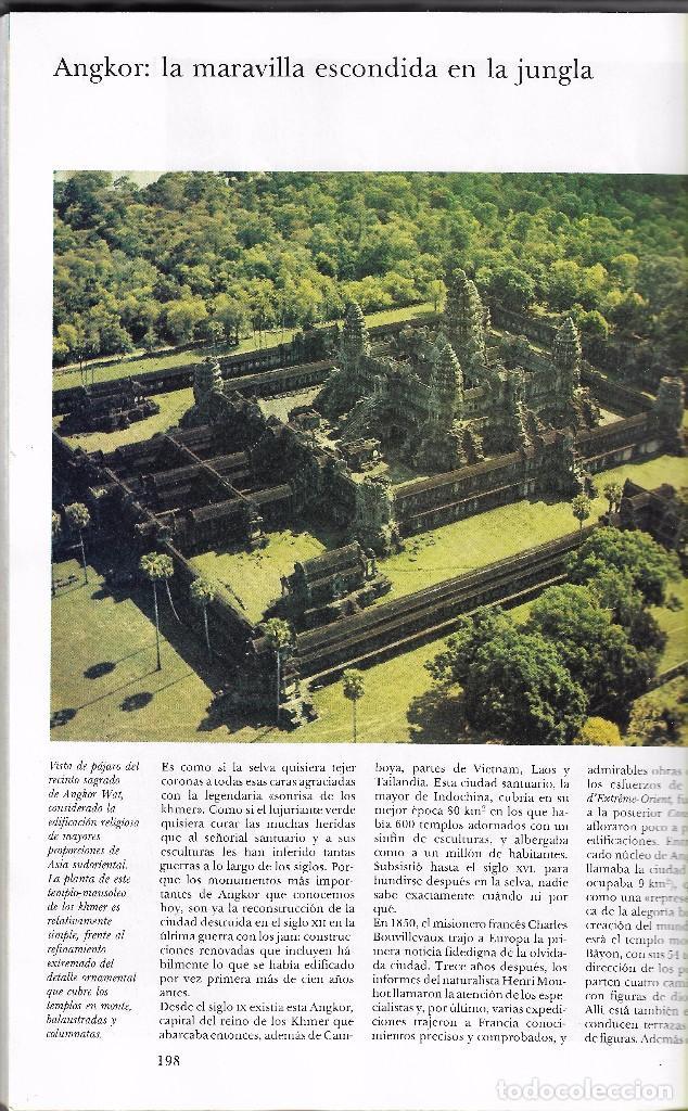 Libros de segunda mano: TRAS LAS HUELLAS DE NUESTRO PASADO. LA AVENTURA DE LA ARQUEOLOGÍA - KURT BENESCH - C. LECTORES 1981. - Foto 6 - 102818923