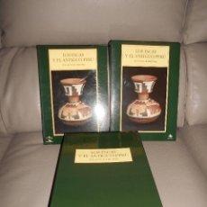 Libros de segunda mano: LOS INCAS Y EL ANTIGUO PERU - 3000 AÑOS DE HISTORIA - DOS TOMOS - VARIOS AUTORES PERFECTO. Lote 147167030