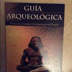 Livros em segunda mão: GUIA ARQUEOLOGICA: EGIPTO Y NUBIA I (FOLIO). Lote 105269475