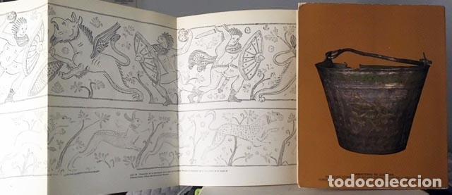 LA PÁTERA DE SANSISTEBAN DEL PUERTO / LA SÍTULA TARDORROMANA DE BUEÑA (TERUEL) M. ARQUEOLÓGICO (Libros de Segunda Mano - Ciencias, Manuales y Oficios - Arqueología)