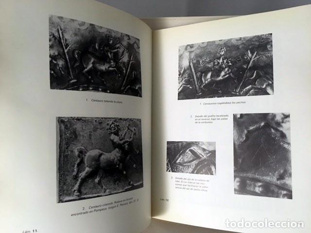 Libros de segunda mano: La Pátera de Sansisteban del Puerto / La sítula tardorromana de Bueña (Teruel) M. Arqueológico - Foto 3 - 106672223