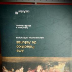 Libros de segunda mano: ARTE PALEOLÍTICO DE ASTURIAS - 8 SANTUARIOS SUBTERRÁNEOS. PEDRO A. SAURA Y MATILDE MÚRQUIZ. RUPESTRE. Lote 107347443