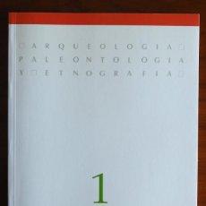 Libri di seconda mano: ARQUEOLOGÍA, PALEONTOLOGÍA Y ETNOGRAFÍA, 1. Lote 111197611