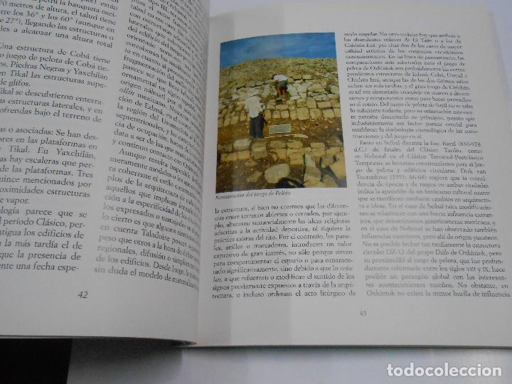 Libros de segunda mano: LOS MAYAS DE OXKINTOK. MIGUEL RIVERA DORADO. MINISTERIO DE EDUCACION Y CIENCIA. TDK63 - Foto 2 - 112339603