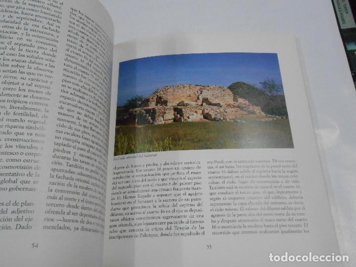 Libros de segunda mano: LOS MAYAS DE OXKINTOK. MIGUEL RIVERA DORADO. MINISTERIO DE EDUCACION Y CIENCIA. TDK63 - Foto 3 - 112339603