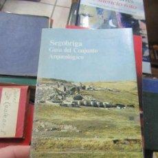 Libros de segunda mano: LIBRO SEGÓBRIGA GUÍA DEL CONJUNTO ARQUEOLÓGICO 1978 L-809-911. Lote 113228067