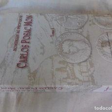 Libros de segunda mano: HOMENAJE AL PROFESOR CARLOS POSAC MON-TOMO I-CEUTA 1998-INSTITUTO DE ESTUDIOS CEUTIES. Lote 113328539