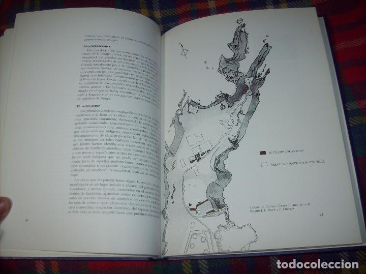 LOS ORÍGENES DE GIJÓN. EDICIÓN DE MANUEL FERNÁNDEZ MIRANDA. AYUNTAMIENTO DE GIJÓN . 1992. VER FOTOS (Libros de Segunda Mano - Ciencias, Manuales y Oficios - Arqueología)