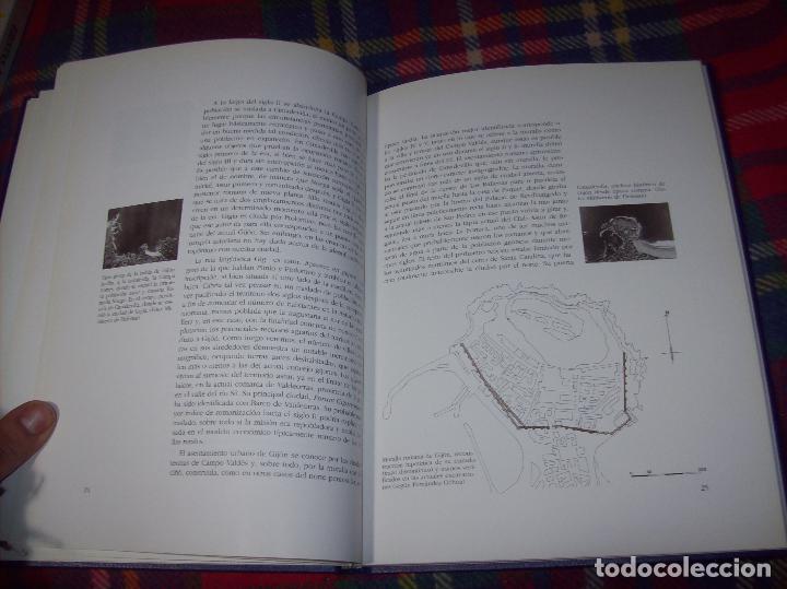 Libros de segunda mano: LOS ORÍGENES DE GIJÓN. EDICIÓN DE MANUEL FERNÁNDEZ MIRANDA. AYUNTAMIENTO DE GIJÓN . 1992. VER FOTOS - Foto 8 - 113585995