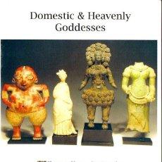 Libros de segunda mano: DOMESTIC & HEAVENLY GODDESSES (HOWARD NOWES, 2006). Lote 115106771