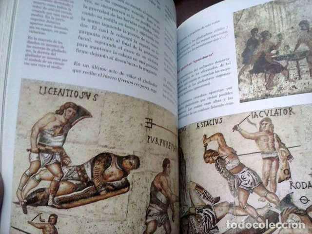 Libros de segunda mano: GLADIATOR - RICARDO GAGIGAL 2010 - Foto 5 - 115243591
