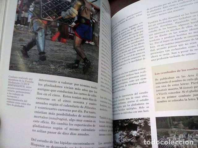 Libros de segunda mano: GLADIATOR - RICARDO GAGIGAL 2010 - Foto 6 - 115243591