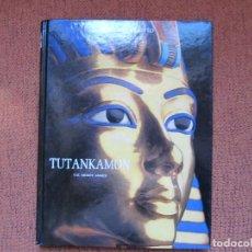 LOTE DE LIBROS SOBRE EGIPTO - TUTANKAMON - ESFINGE - MUY INTERESANTE......