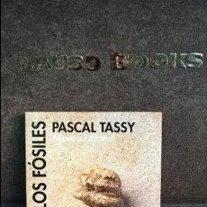 Libros de segunda mano: EL MENSAJE DE LOS FOSILES.PASCAL TASSY.ALIANZA EDITORIAL. Lote 116657487