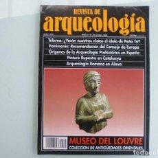 Libros de segunda mano: REVISTA DE ARQUEOLOGIA N 105 MUSEO LOUVRE. Lote 118677171