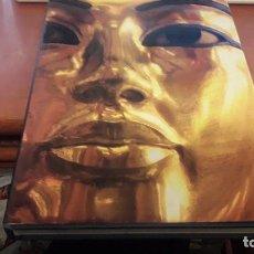 Libros de segunda mano: EGIPTO. TEMPLOS HOMBRES Y DIOSES. ALBERTO SILIOTTI.. Lote 119031859