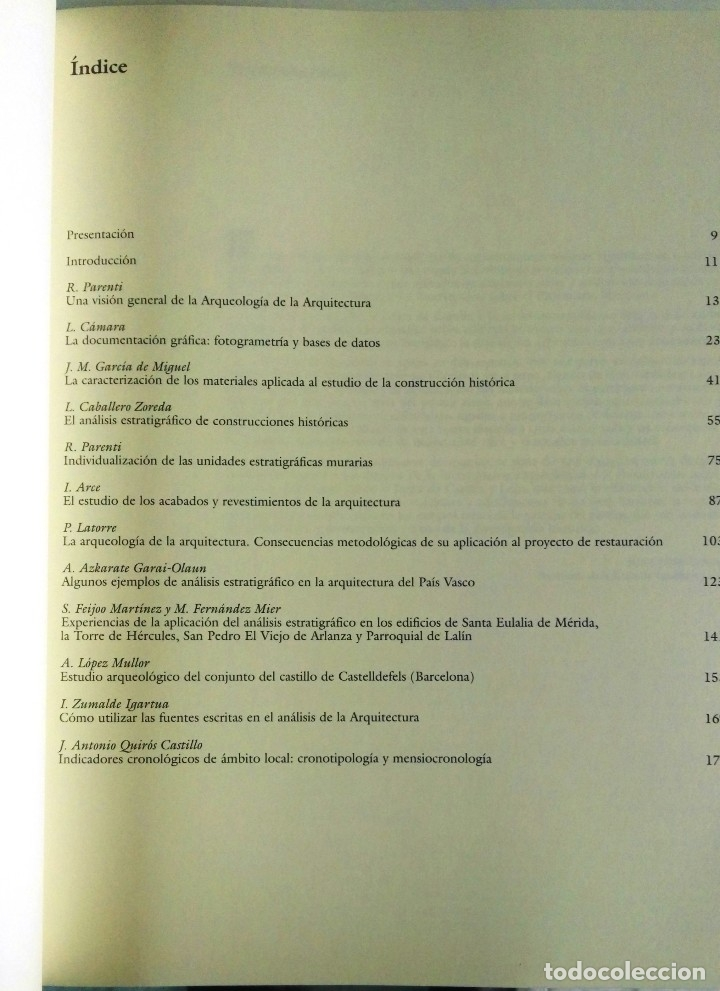 Libros de segunda mano: AAVV, Arqueología de la arquitectura, Actas, Burgos, 1996 - Foto 2 - 119364343