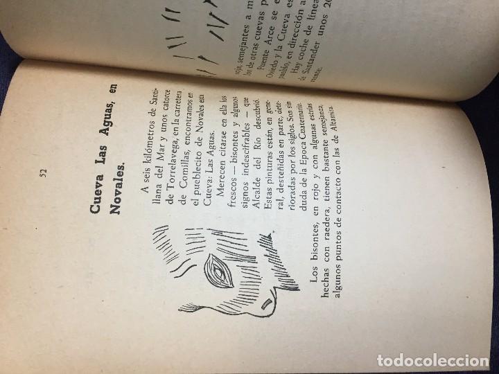 Libros de segunda mano: LA CUEVA DE ALTAMIRA Y OTRAS CUEVAS PINTURAS PROVINCIA DE SANTANDER J CARBALLO 1944 19X12,5CMS - Foto 8 - 120253451