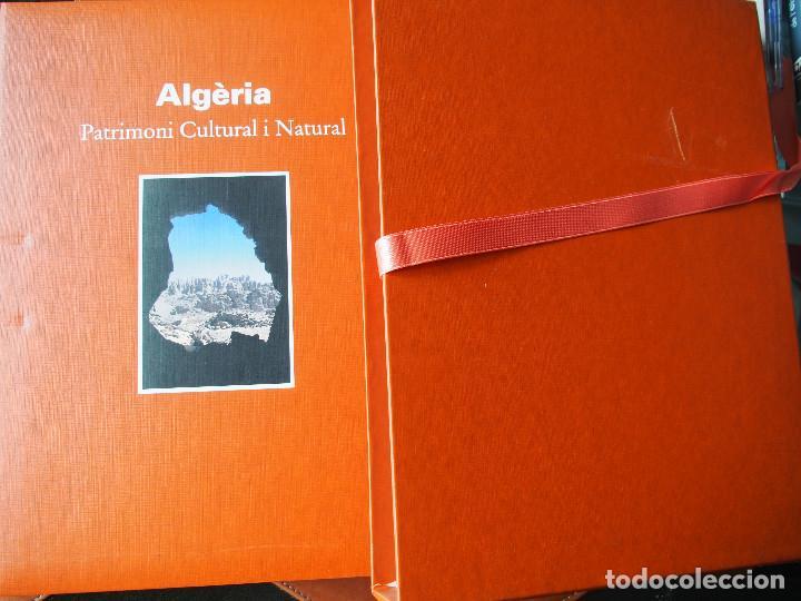 ALGÈRIA - PATRIMONI CULTURAL I NATURAL - ARQUEOLOGÍA - HISTORIA ANTIGUA - WORLD HERITAGE (Libros de Segunda Mano - Ciencias, Manuales y Oficios - Arqueología)