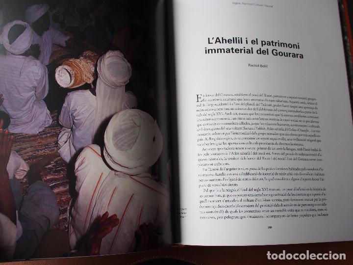 Libros de segunda mano: Algèria - Patrimoni Cultural i Natural - Arqueología - Historia antigua - World Heritage - Foto 16 - 120540899
