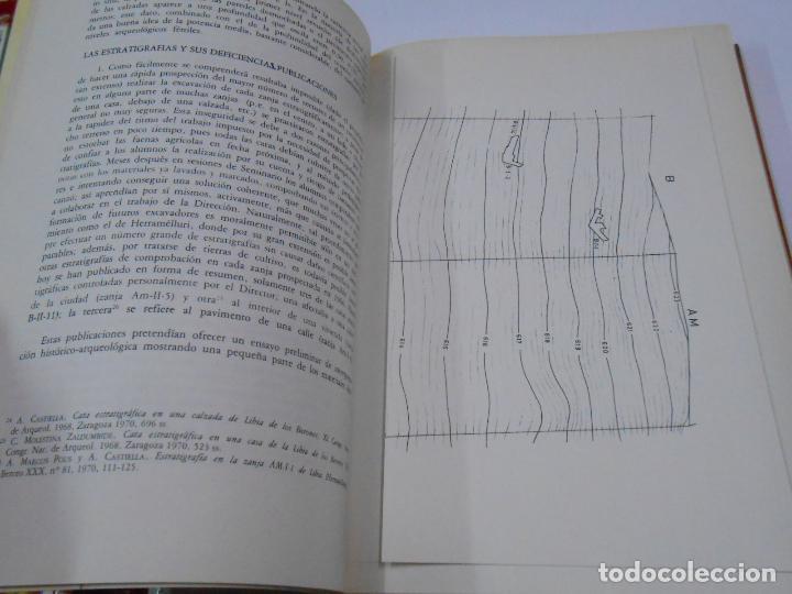 Libros de segunda mano: TRABAJOS ARQUEOLÓGICOS EN LA LIBIA DE LOS BERONES. Herramélluri RIOJA. ALEJANDRO MARCOS POUS. TDK271 - Foto 2 - 120891127