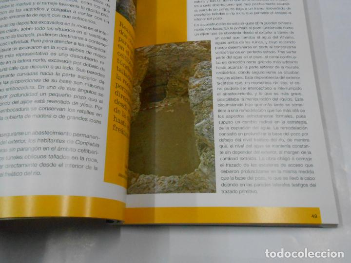 Libros de segunda mano: CONTREBIA LEUCADE. GUIA ARQUEOLOGICA. LA RIOJA. JOSE ANTONIO HERNANDEZ VERA. TDK346 - Foto 2 - 121167239