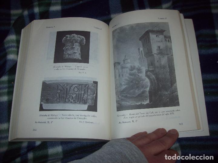 OBRA DISPERSA I : AL-ANDALÚS. CRÓNICA ARQUEOLÓGICA DE LA ESPAÑA MUSULMANA,1. LEOPOLDO TORRES. 1981. (Libros de Segunda Mano - Ciencias, Manuales y Oficios - Arqueología)