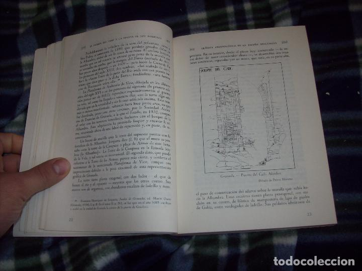 Libros de segunda mano: OBRA DISPERSA I : AL-ANDALÚS. CRÓNICA ARQUEOLÓGICA DE LA ESPAÑA MUSULMANA,1. LEOPOLDO TORRES. 1981. - Foto 11 - 121733679