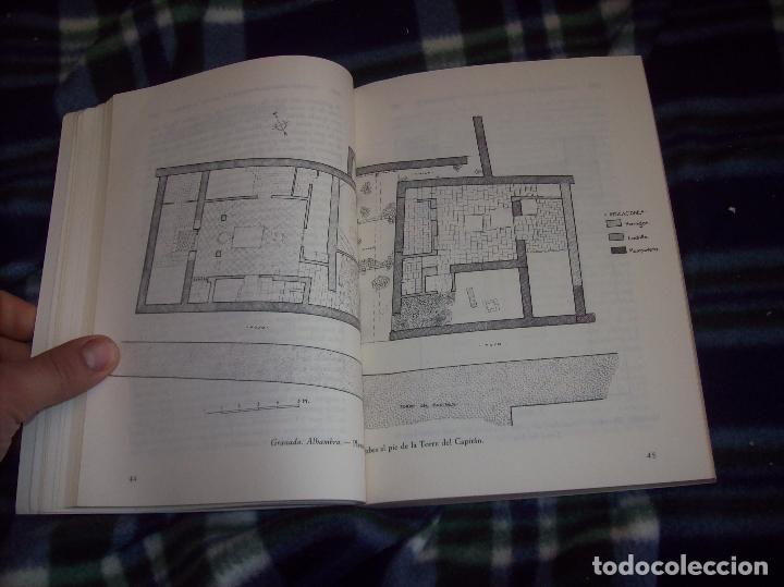 Libros de segunda mano: OBRA DISPERSA I : AL-ANDALÚS. CRÓNICA ARQUEOLÓGICA DE LA ESPAÑA MUSULMANA,1. LEOPOLDO TORRES. 1981. - Foto 13 - 121733679