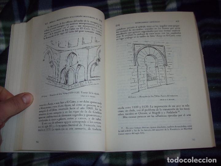 Libros de segunda mano: OBRA DISPERSA I : AL-ANDALÚS. CRÓNICA ARQUEOLÓGICA DE LA ESPAÑA MUSULMANA,1. LEOPOLDO TORRES. 1981. - Foto 16 - 121733679