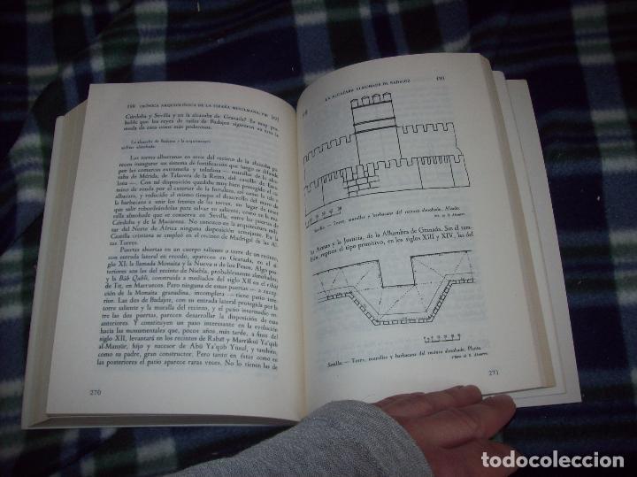 Libros de segunda mano: OBRA DISPERSA I : AL-ANDALÚS. CRÓNICA ARQUEOLÓGICA DE LA ESPAÑA MUSULMANA,1. LEOPOLDO TORRES. 1981. - Foto 26 - 121733679