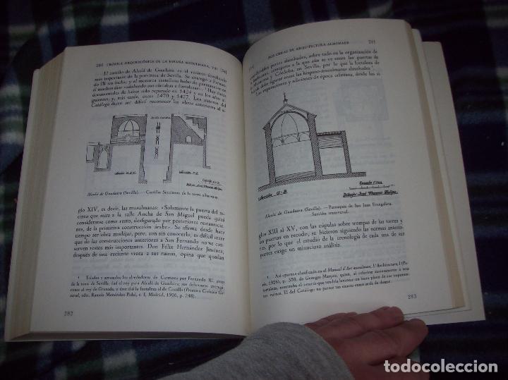 Libros de segunda mano: OBRA DISPERSA I : AL-ANDALÚS. CRÓNICA ARQUEOLÓGICA DE LA ESPAÑA MUSULMANA,1. LEOPOLDO TORRES. 1981. - Foto 27 - 121733679