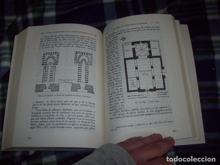 Libros de segunda mano: OBRA DISPERSA I : AL-ANDALÚS. CRÓNICA ARQUEOLÓGICA DE LA ESPAÑA MUSULMANA,1. LEOPOLDO TORRES. 1981. - Foto 28 - 121733679