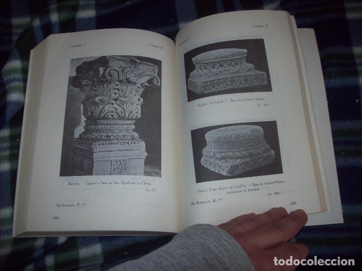 Libros de segunda mano: OBRA DISPERSA I : AL-ANDALÚS. CRÓNICA ARQUEOLÓGICA DE LA ESPAÑA MUSULMANA,1. LEOPOLDO TORRES. 1981. - Foto 29 - 121733679