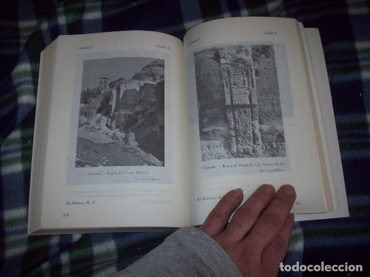 Libros de segunda mano: OBRA DISPERSA I : AL-ANDALÚS. CRÓNICA ARQUEOLÓGICA DE LA ESPAÑA MUSULMANA,1. LEOPOLDO TORRES. 1981. - Foto 30 - 121733679
