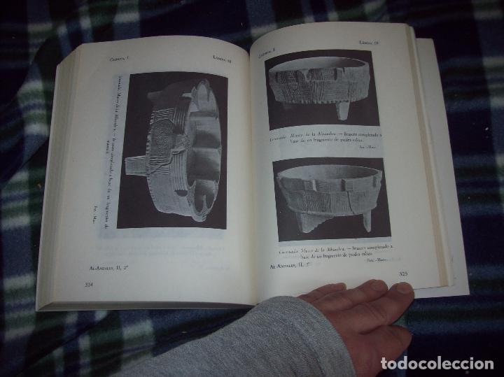 Libros de segunda mano: OBRA DISPERSA I : AL-ANDALÚS. CRÓNICA ARQUEOLÓGICA DE LA ESPAÑA MUSULMANA,1. LEOPOLDO TORRES. 1981. - Foto 31 - 121733679