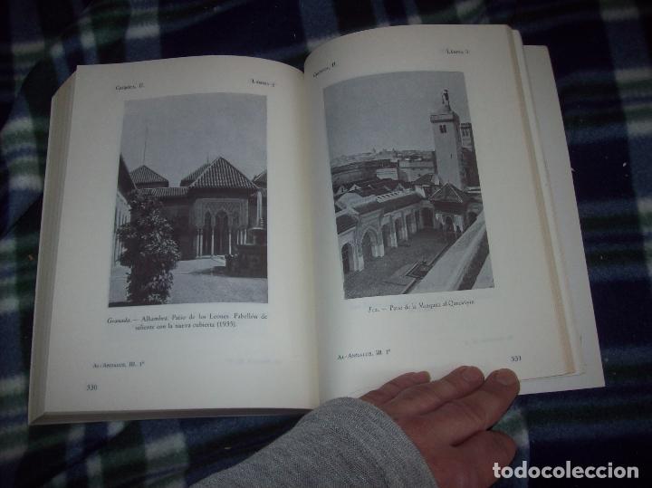 Libros de segunda mano: OBRA DISPERSA I : AL-ANDALÚS. CRÓNICA ARQUEOLÓGICA DE LA ESPAÑA MUSULMANA,1. LEOPOLDO TORRES. 1981. - Foto 32 - 121733679