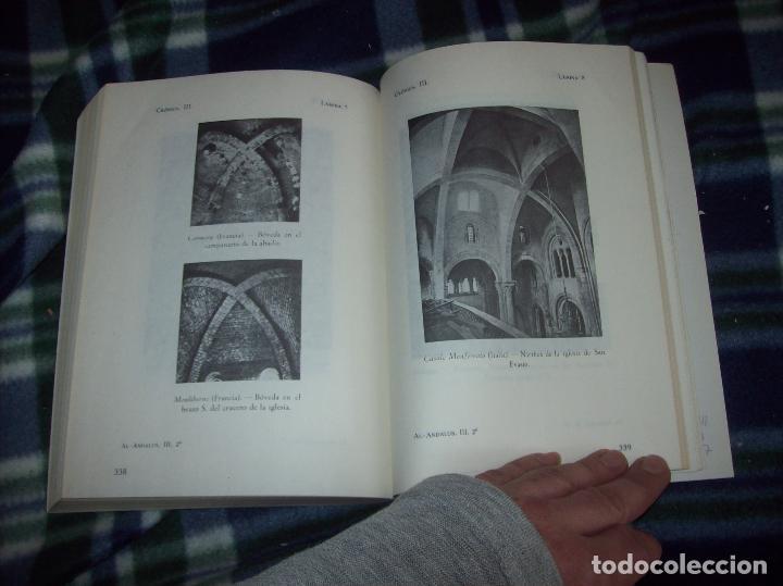 Libros de segunda mano: OBRA DISPERSA I : AL-ANDALÚS. CRÓNICA ARQUEOLÓGICA DE LA ESPAÑA MUSULMANA,1. LEOPOLDO TORRES. 1981. - Foto 34 - 121733679
