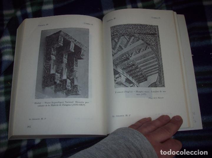 Libros de segunda mano: OBRA DISPERSA I : AL-ANDALÚS. CRÓNICA ARQUEOLÓGICA DE LA ESPAÑA MUSULMANA,1. LEOPOLDO TORRES. 1981. - Foto 35 - 121733679