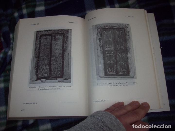Libros de segunda mano: OBRA DISPERSA I : AL-ANDALÚS. CRÓNICA ARQUEOLÓGICA DE LA ESPAÑA MUSULMANA,1. LEOPOLDO TORRES. 1981. - Foto 36 - 121733679
